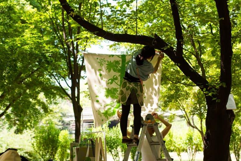 6월 11일 (일) 마르쉐@혜화  수공예&이벤트팀 을 소개합니다.